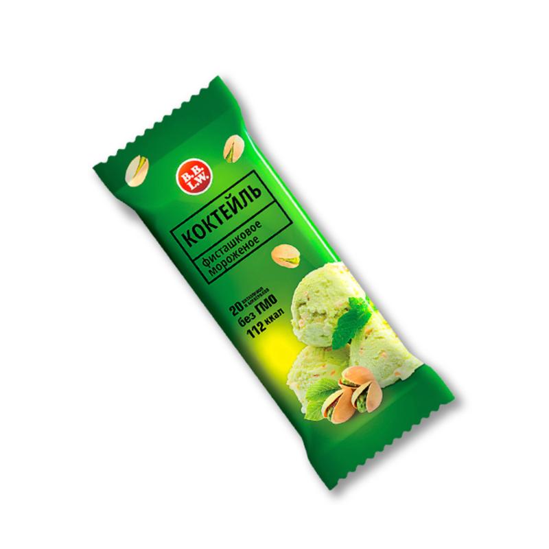 Белковый коктейль «Фисташковое мороженое» (одна порция)