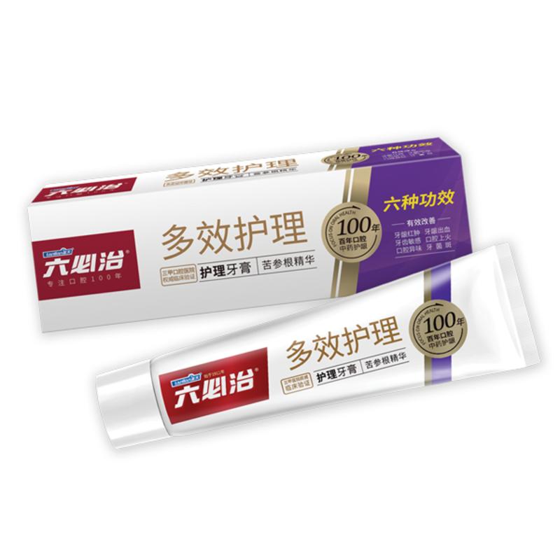 Зубная паста «Любичжи Сlassic. Для укрепления десен»