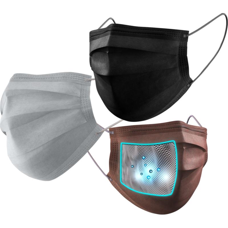 Защитная маска HEALTHMONITOR® MASK с ионами серебра