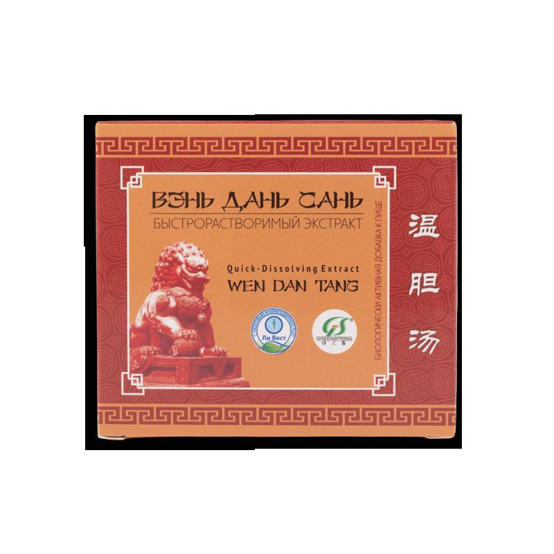 Экстракт «Вэнь Дань Сань»